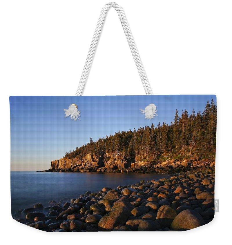 Acadia Weekender Tote Bag featuring the photograph Acadia National Park by Brian Kamprath