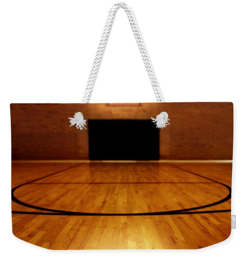 Basketball Weekender Tote Bags