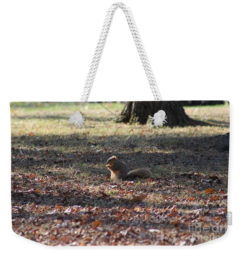 Weekender Tote Bag featuring the photograph Photo Art by David King