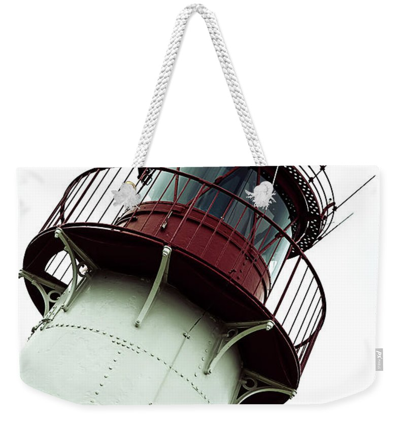 Beacon Weekender Tote Bag featuring the photograph Lighthouse by Joana Kruse