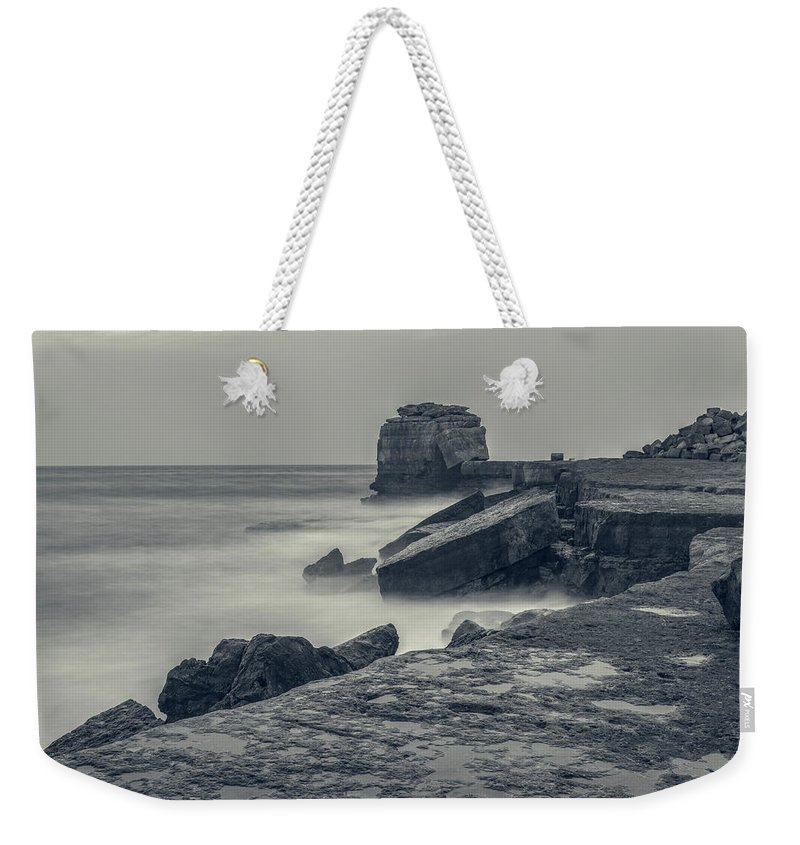 Pulpit Rock Weekender Tote Bag featuring the photograph Portland Bill - England by Joana Kruse