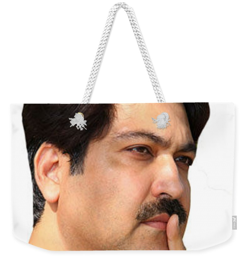 Dr. Puneet Chawla Weekender Tote Bag featuring the photograph Vastu Expert Dr. Puneet Chawla by Dr Puneet Chawla