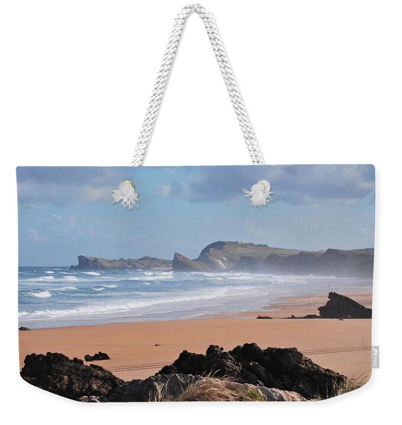 Beach Weekender Tote Bag featuring the photograph Beach by FL collection