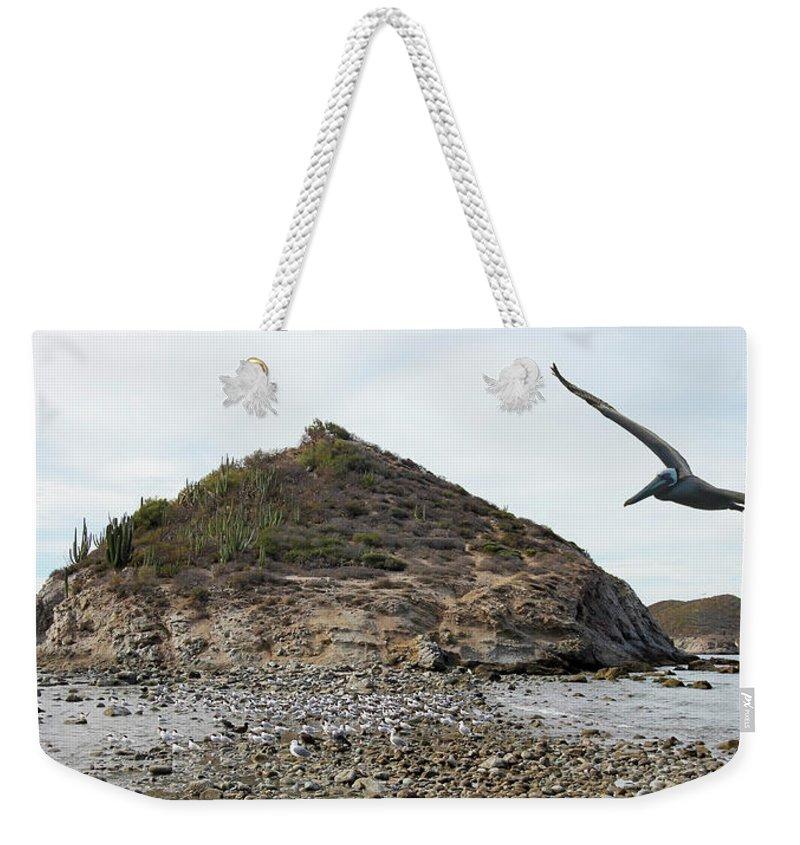Biota Weekender Tote Bags