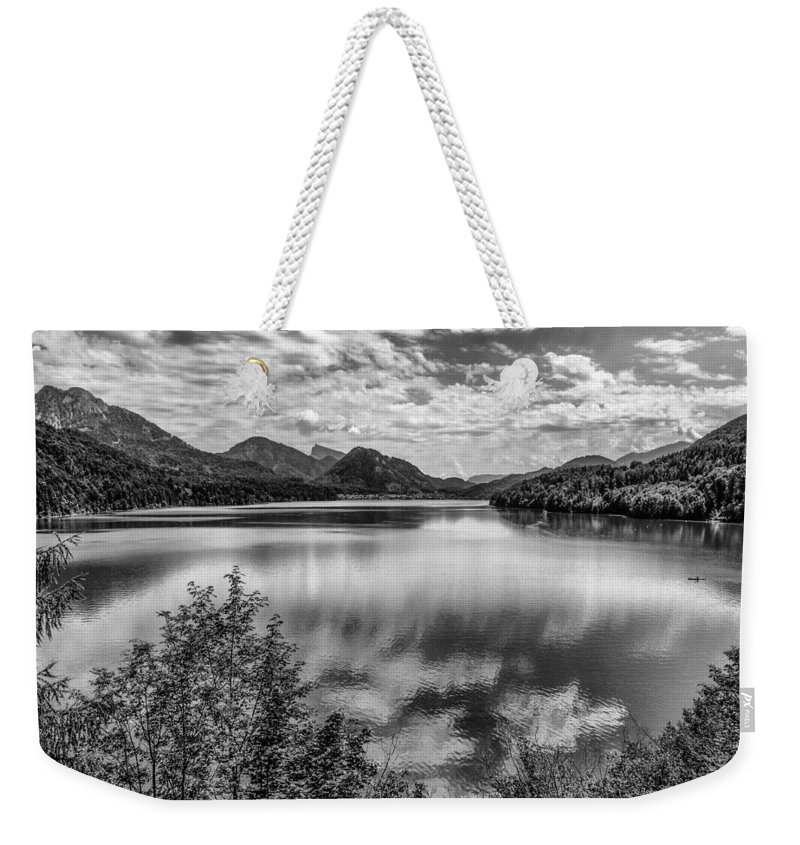Beautiful Weekender Tote Bag featuring the photograph A Day At The Lake by Michael Damiani