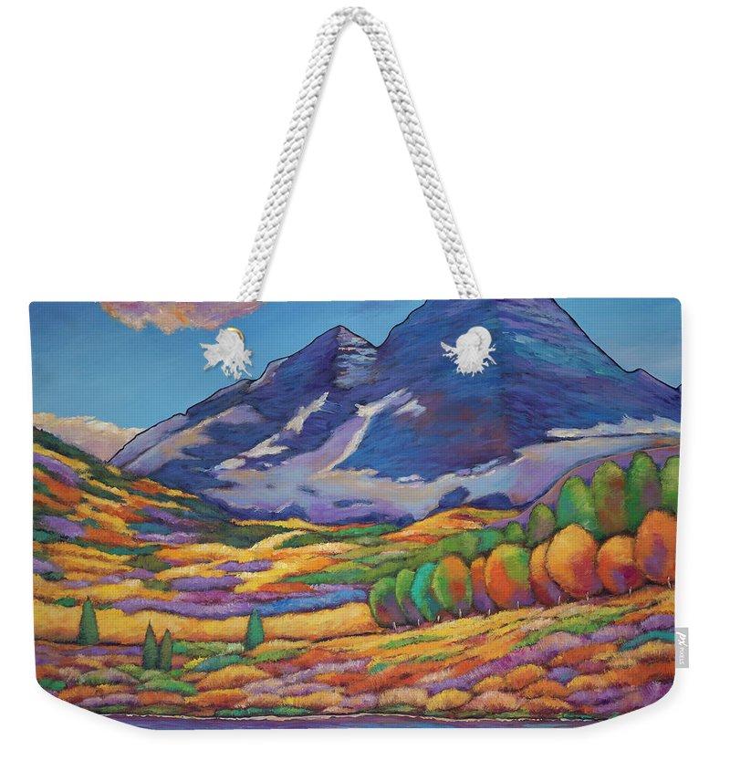 Colorado Weekender Tote Bags