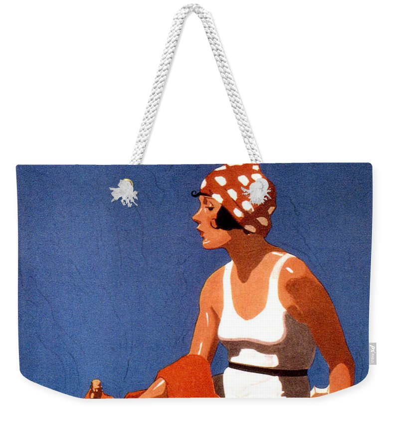 California Weekender Tote Bag featuring the photograph California Beaches by Jon Neidert