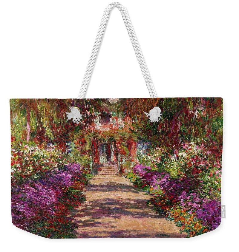 Garden Weekender Tote Bags