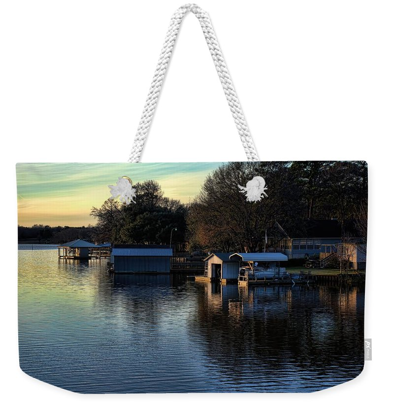 Diana Mary Sharpton Photography Weekender Tote Bag featuring the photograph A Vision by Diana Mary Sharpton