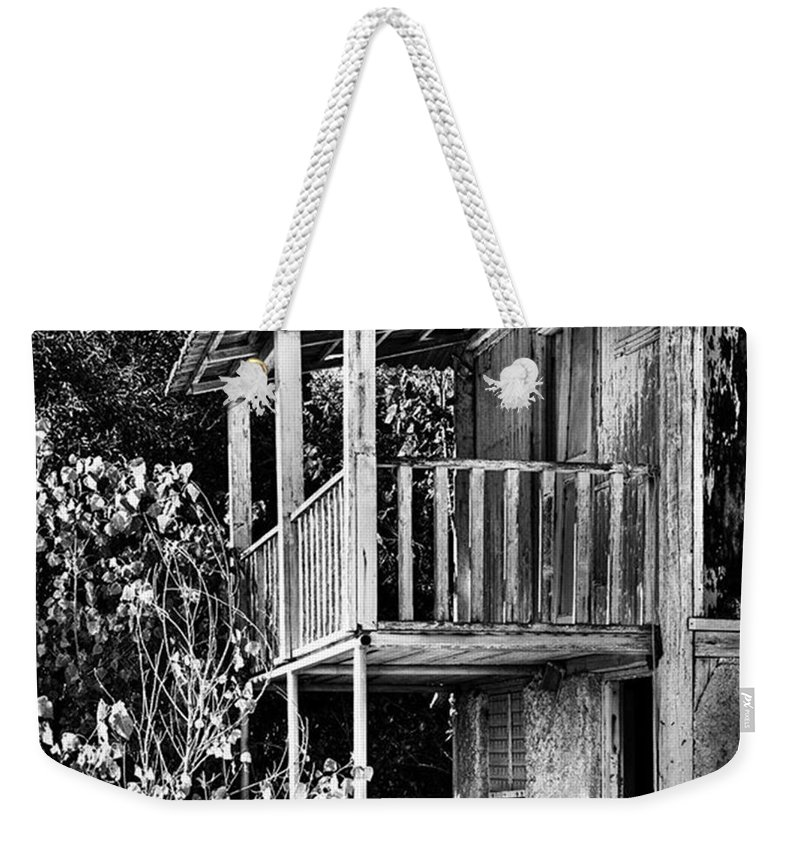 Amazing Weekender Tote Bag featuring the photograph Abandoned, Kalamaki, Zakynthos by John Edwards