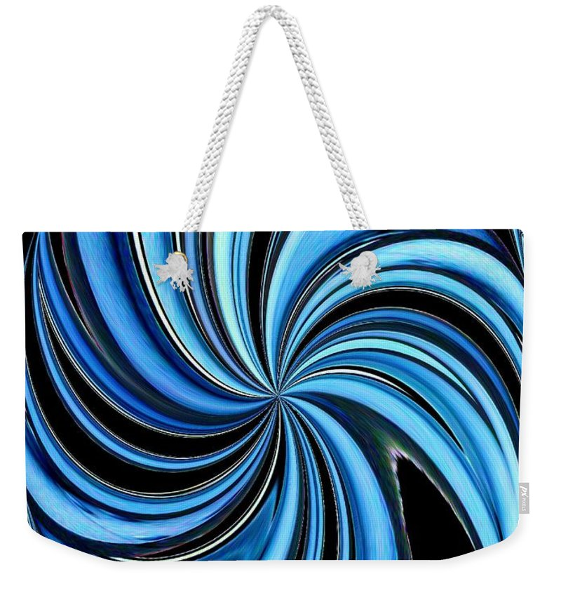 Abstract Weekender Tote Bag featuring the photograph Abstract 4 by Tim Allen