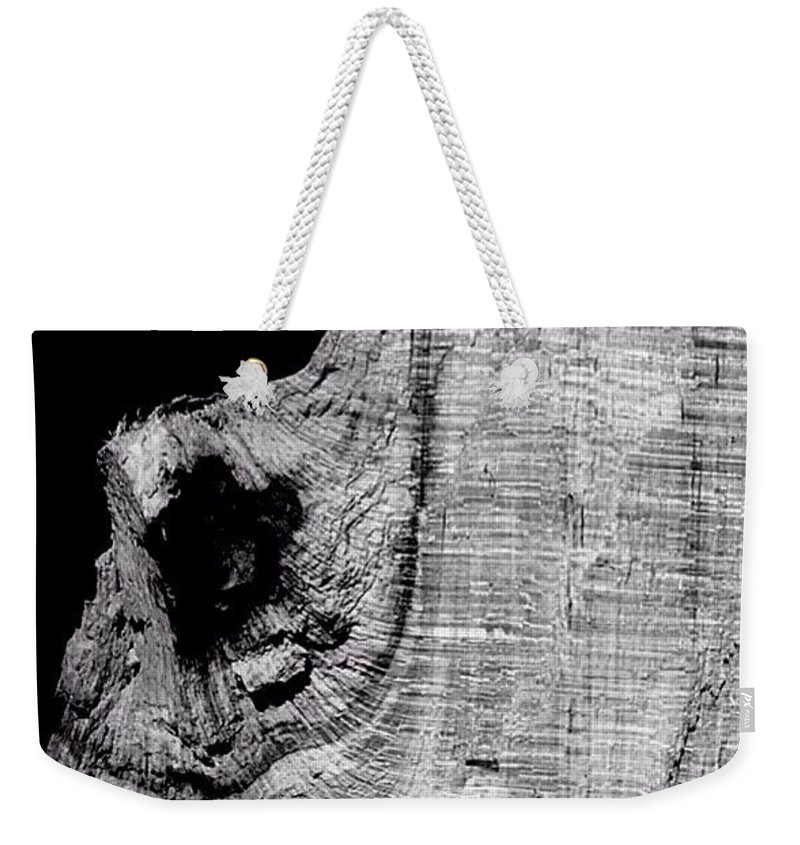 Nature Weekender Tote Bag featuring the photograph Abstraction Of Nature No. 2 by Troy Hixson