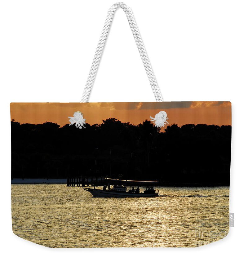 Adventure Travel Weekender Tote Bag featuring the photograph Adventure Travel by David Lee Thompson