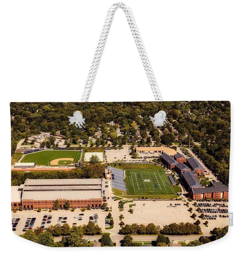 Butler University Photographs Weekender Tote Bags
