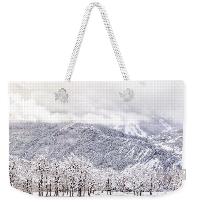 After The Storm Weekender Tote Bag featuring the photograph After The Storm by LeAnne Perry