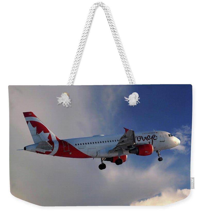 Canadian Weekender Tote Bags