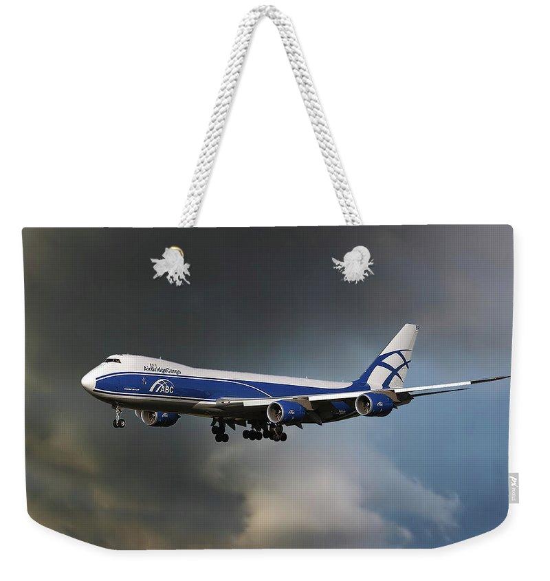 Cargo Weekender Tote Bags