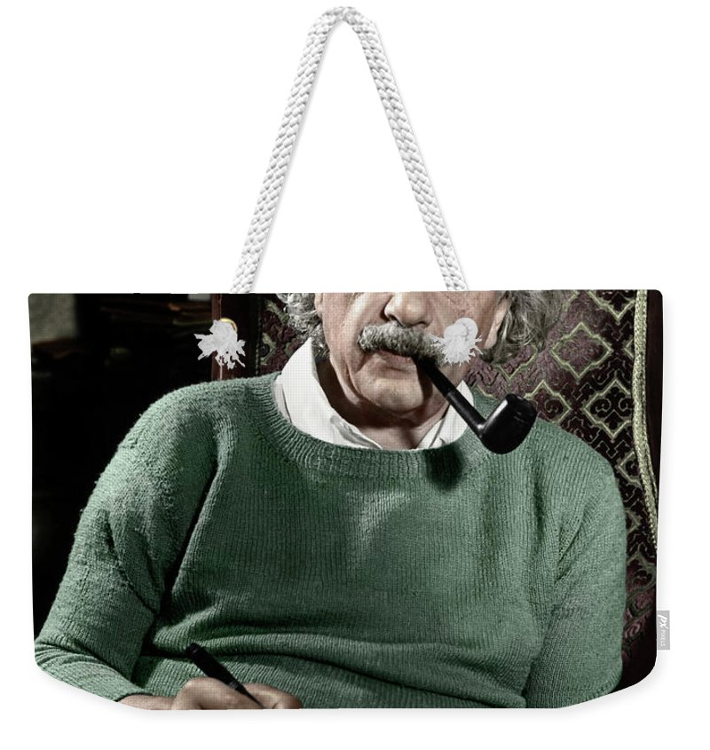 Moustache Photographs Weekender Tote Bags