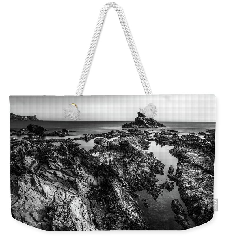 Landscape Weekender Tote Bag featuring the photograph Alien World by Matteo Viviani
