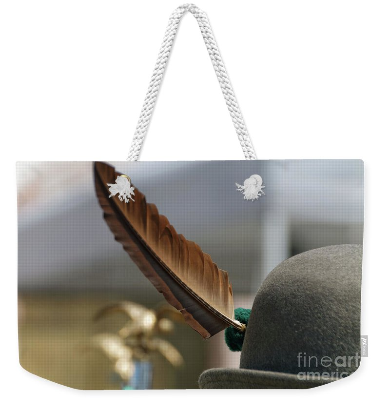 Alpine Weekender Tote Bag featuring the photograph Alpine by Cristian Ferronato