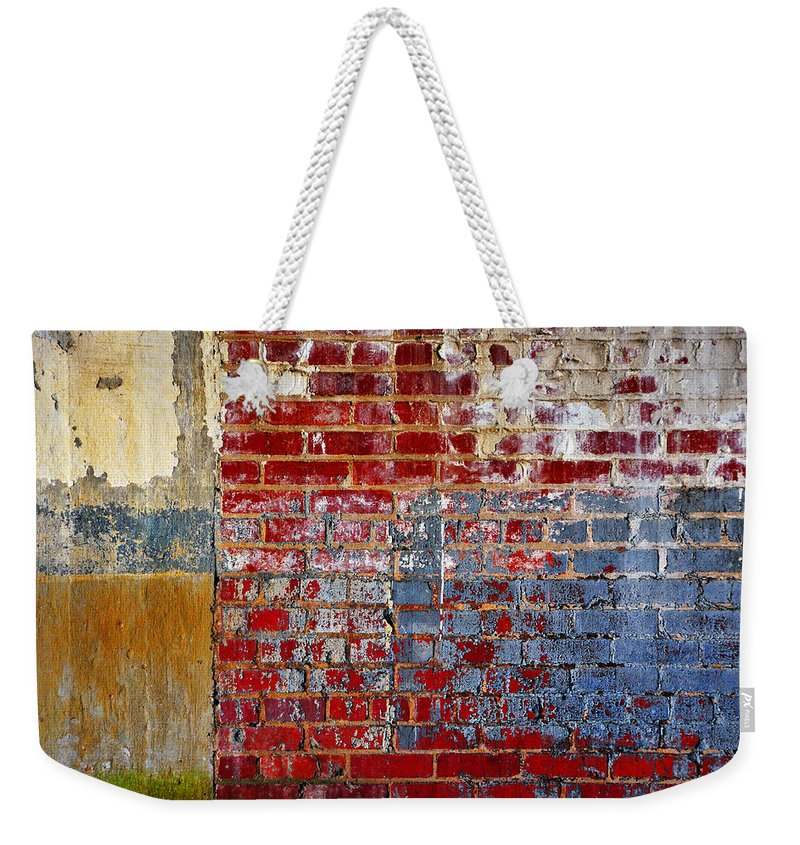 Skip Hunt Weekender Tote Bag featuring the photograph America by Skip Hunt