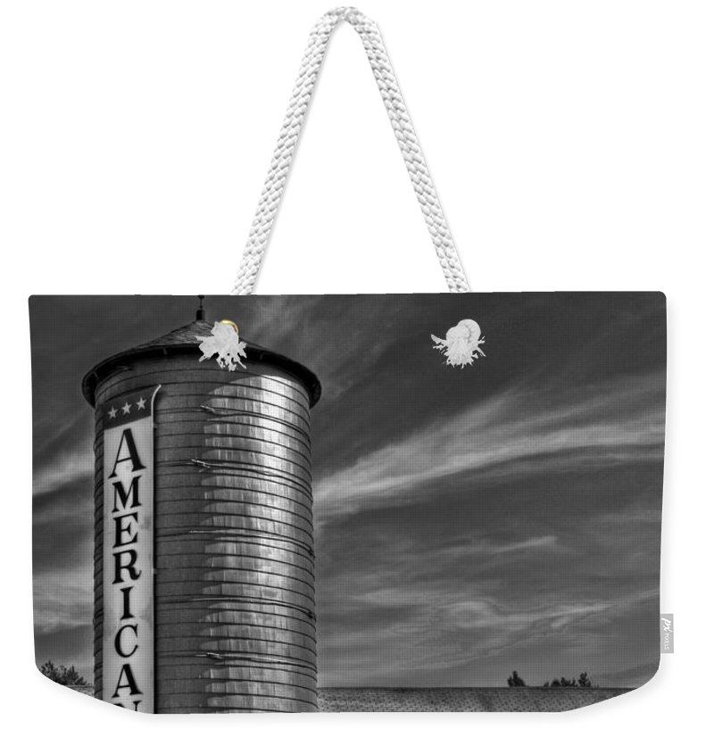 Connecticut Photographs Weekender Tote Bags