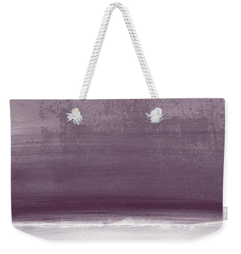 Waves Weekender Tote Bags
