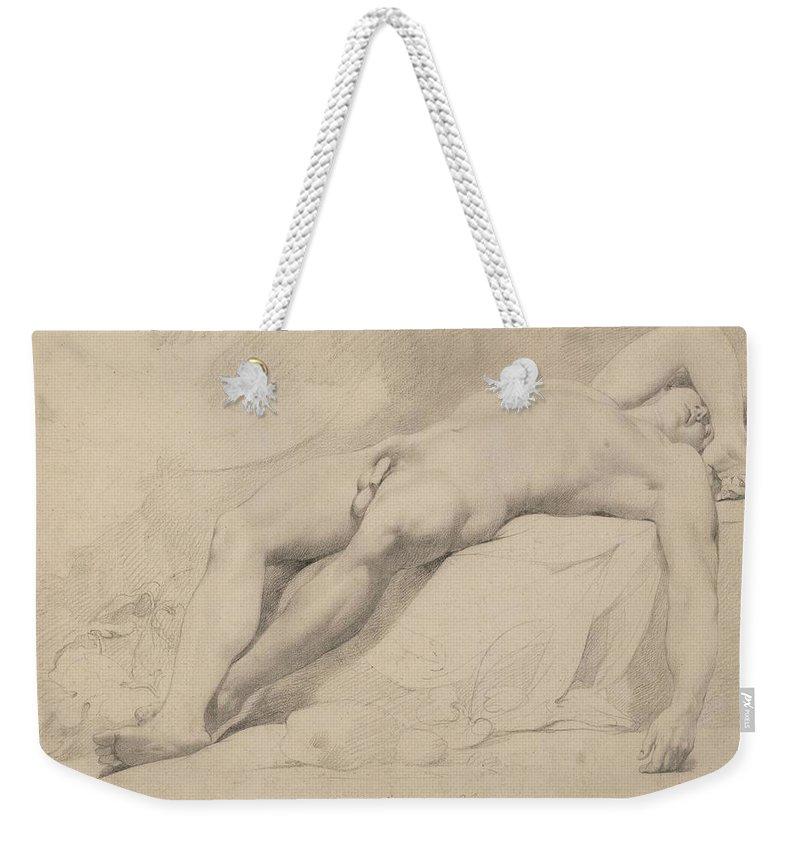 5daa95d817 An Academy Weekender Tote Bag
