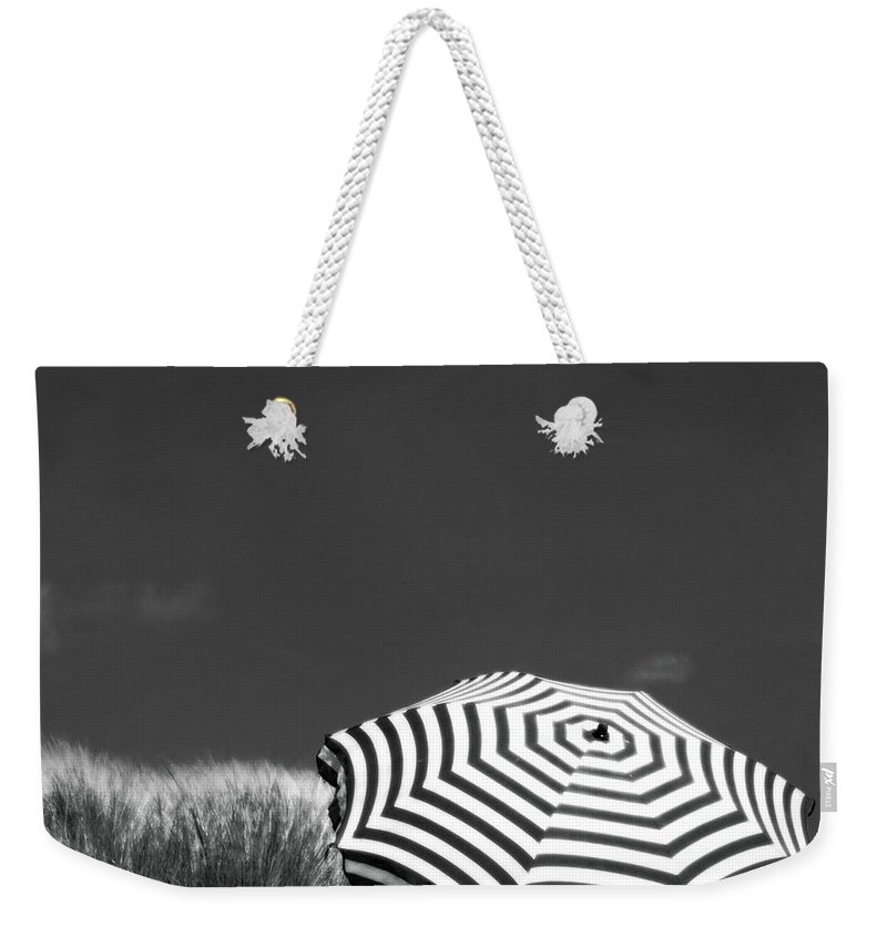 Beach Weekender Tote Bag featuring the photograph An English Summer by Dorit Fuhg