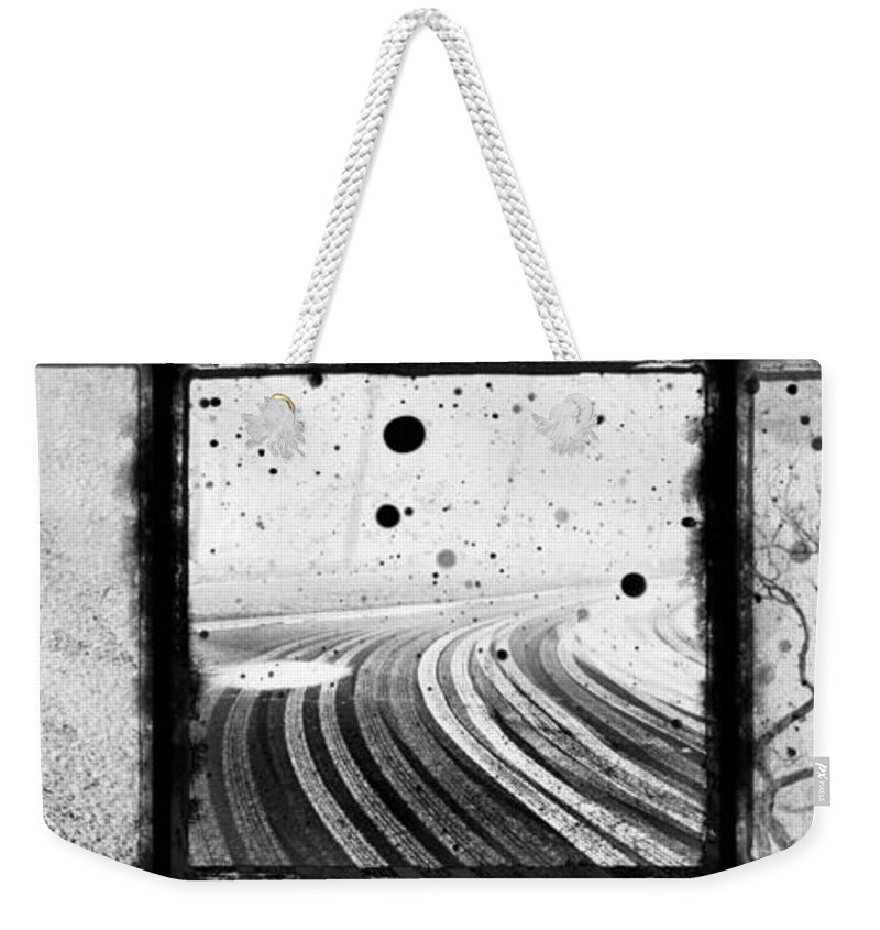 Art Weekender Tote Bag featuring the photograph an English winter - number II by Dorit Fuhg