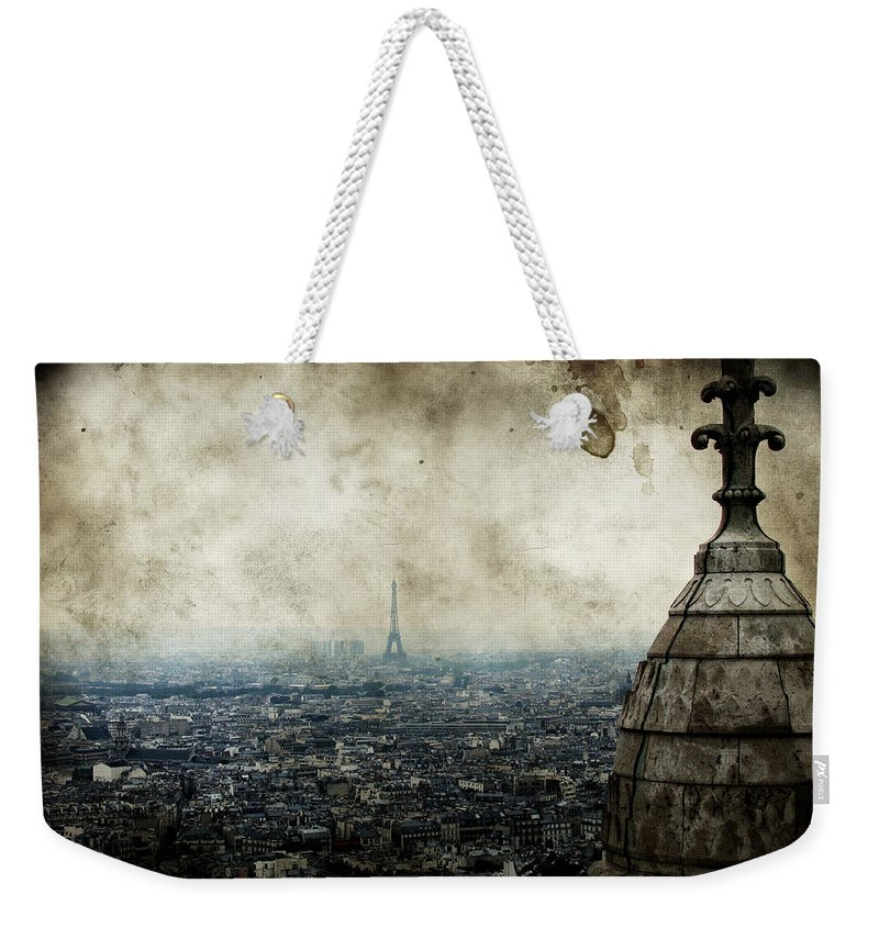 Above Weekender Tote Bag featuring the photograph Anamnesis by Andrew Paranavitana