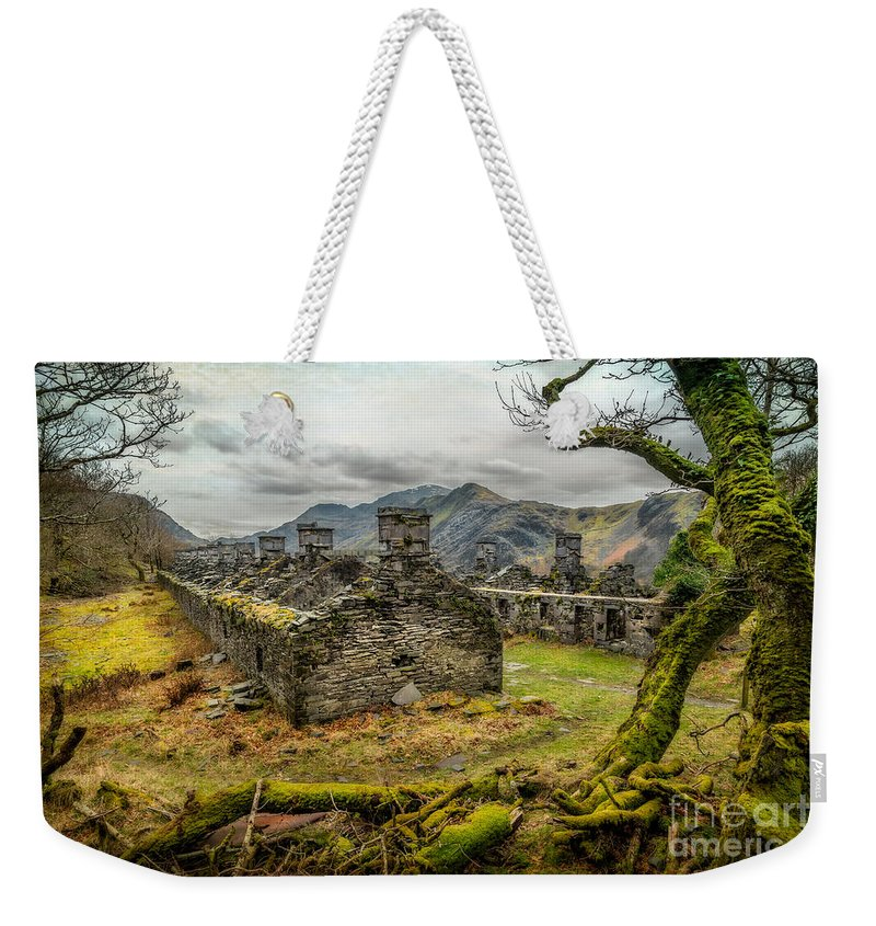 Anglesey Barracks Weekender Tote Bag featuring the photograph Anglesey Barracks by Adrian Evans
