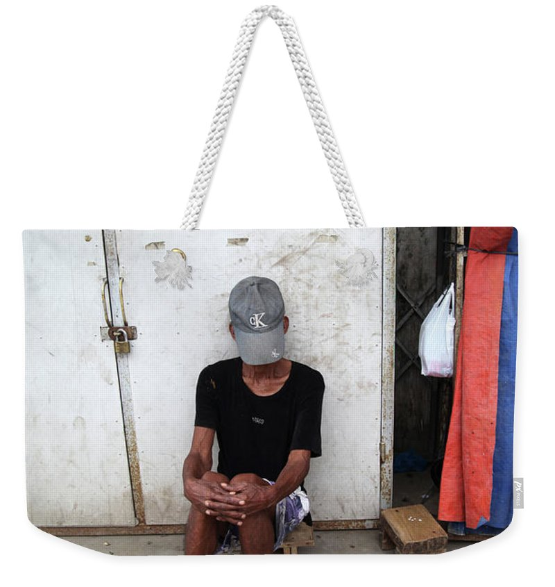 Mati Weekender Tote Bag featuring the photograph Another 40 by Jez C Self