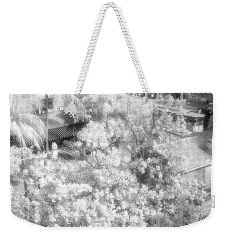Key West Weekender Tote Bag featuring the photograph Another View by Richard Rizzo