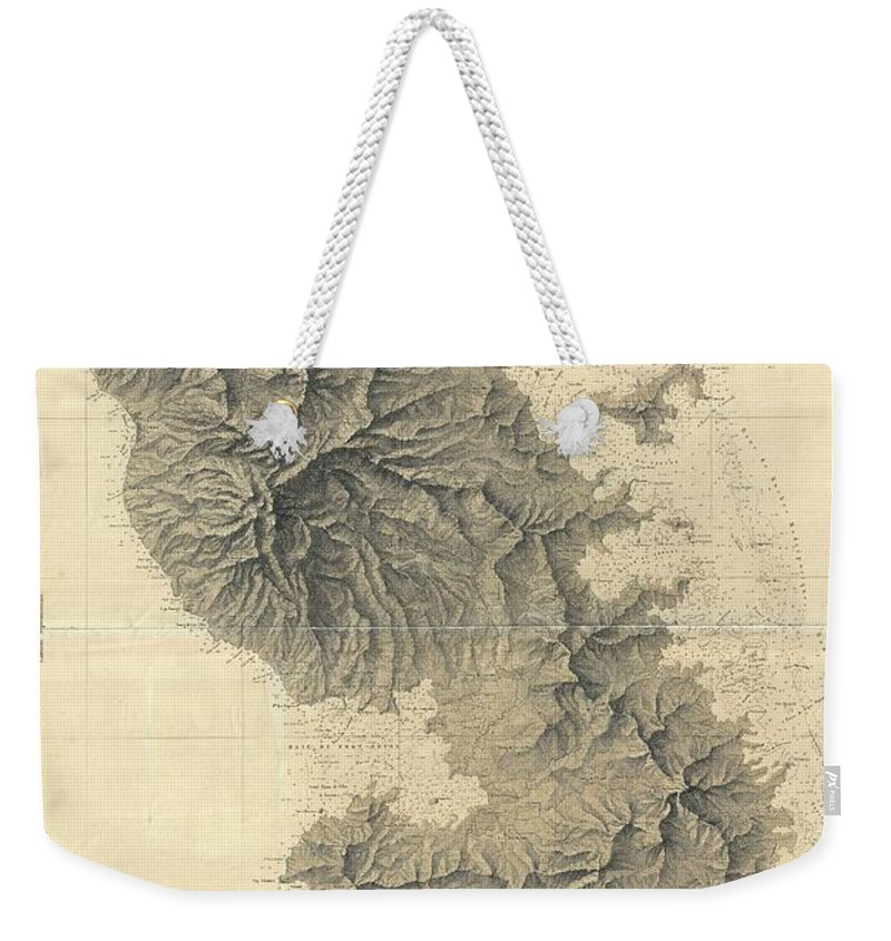 West Indies Weekender Tote Bags