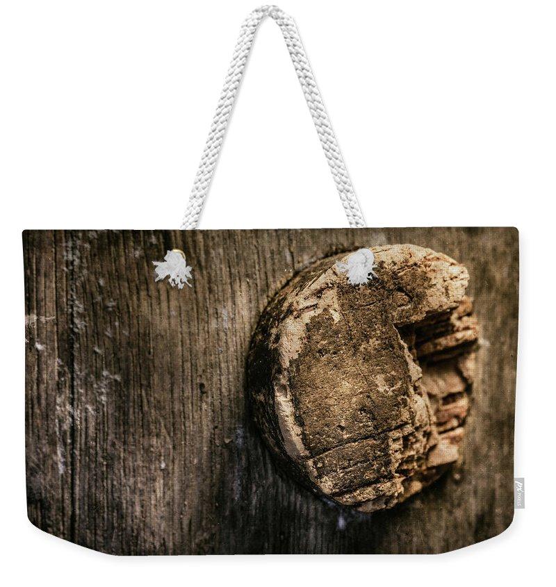 Cask Weekender Tote Bags