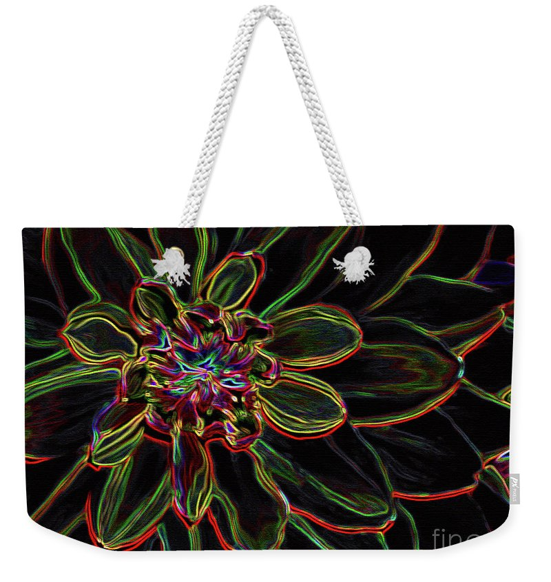 Fine Art Photography Weekender Tote Bag featuring the photograph Arabian Nights by Patricia Griffin Brett
