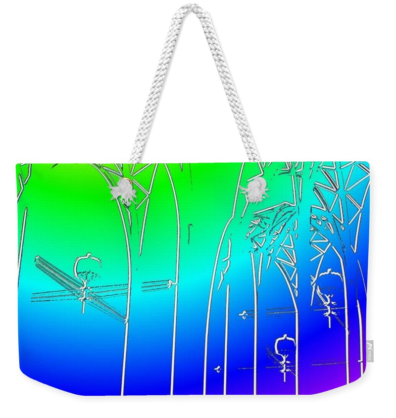 Seattle Weekender Tote Bag featuring the photograph Arches 7 by Tim Allen
