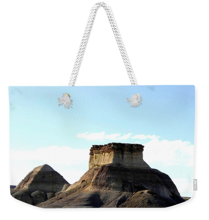 Arizona Weekender Tote Bag featuring the photograph Arizona 15 by Will Borden