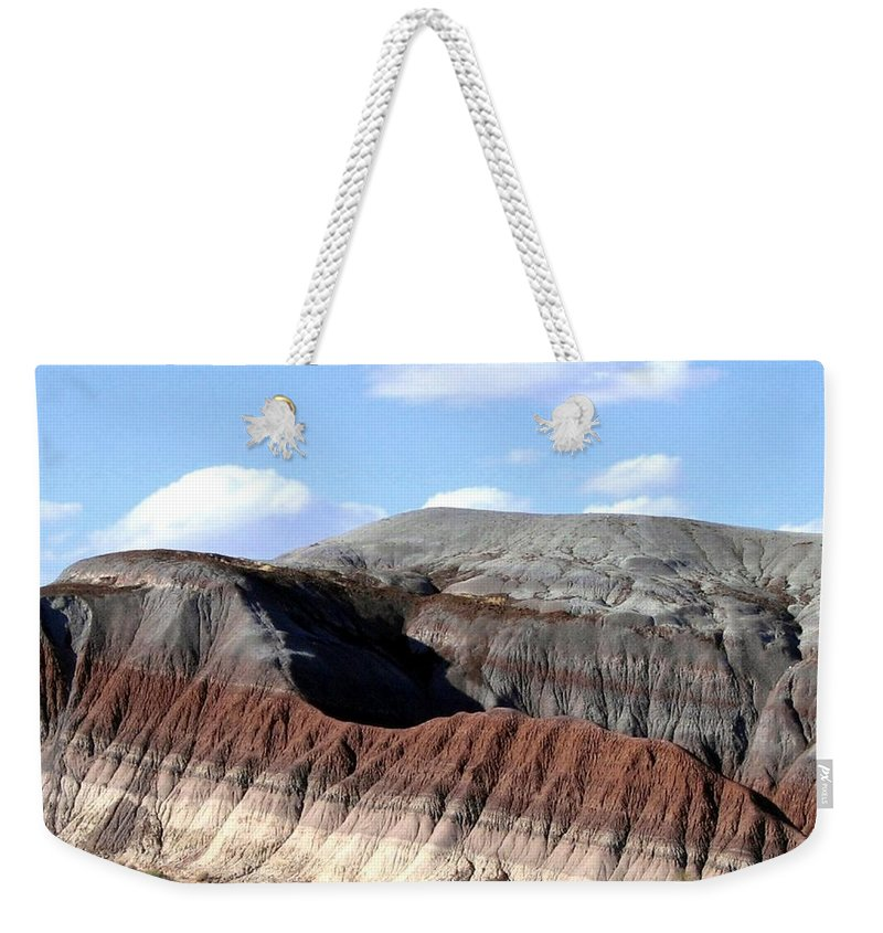 Arizona Weekender Tote Bag featuring the photograph Arizona 16 by Will Borden