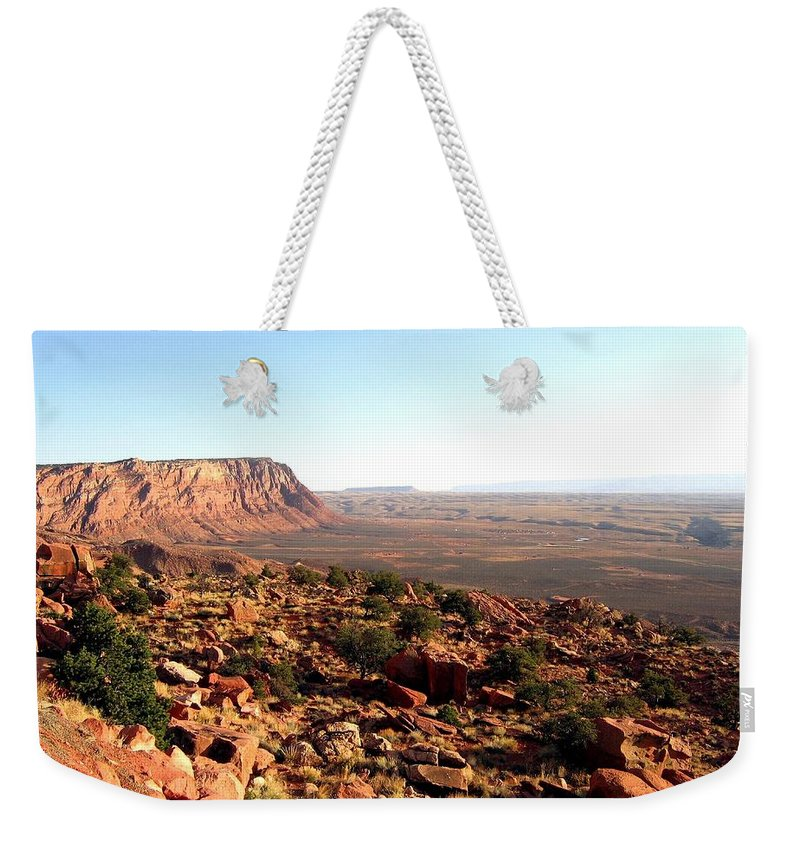 Arizona Weekender Tote Bag featuring the photograph Arizona 19 by Will Borden
