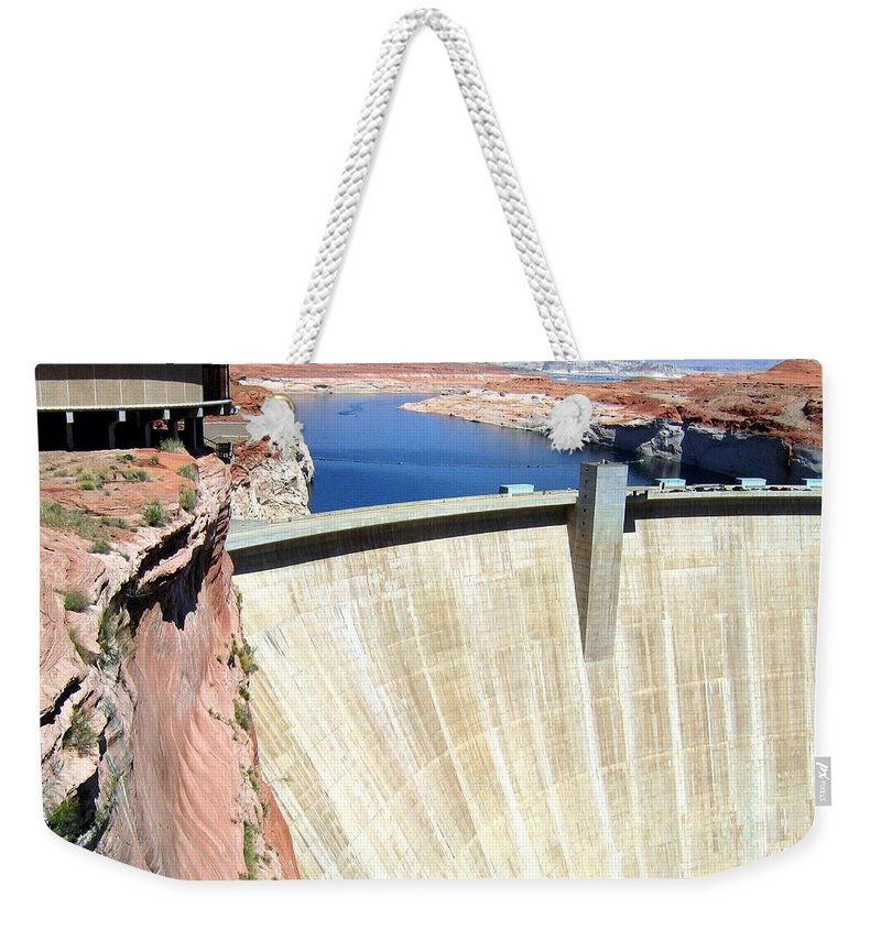 Arizona Weekender Tote Bag featuring the photograph Arizona 20 by Will Borden