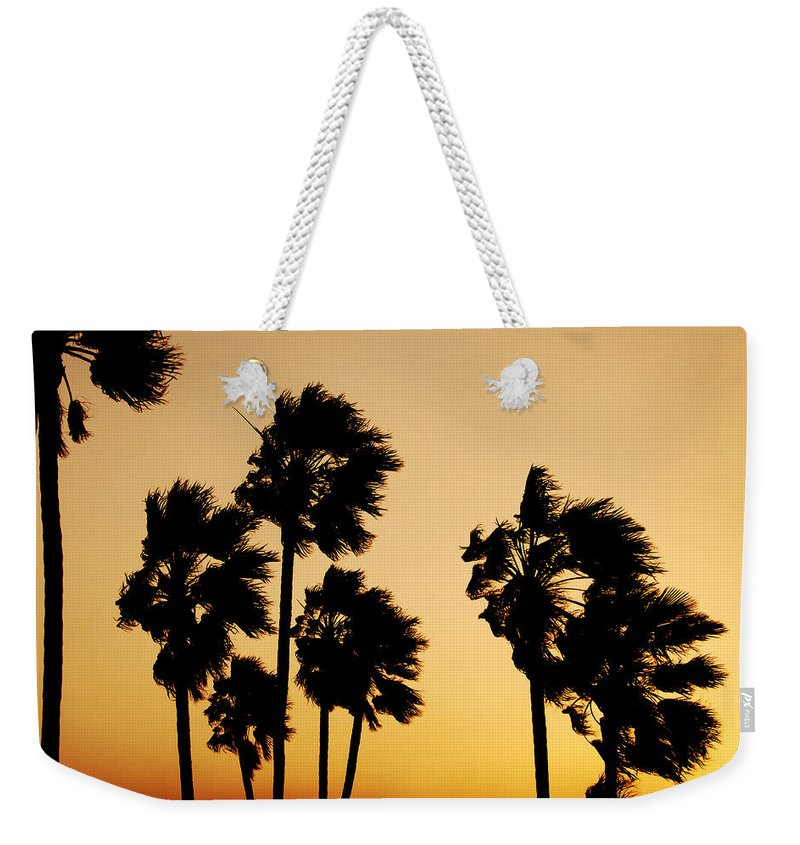 Arizona Weekender Tote Bag featuring the photograph Arizona Dust Storm by Jill Reger