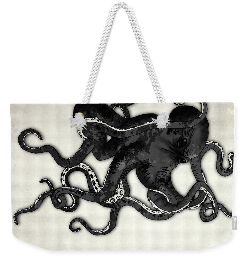 Ocean Weekender Tote Bags