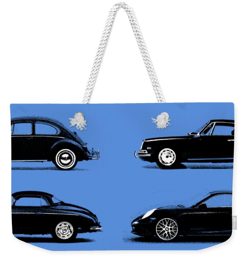 Volkswagen Photographs Weekender Tote Bags