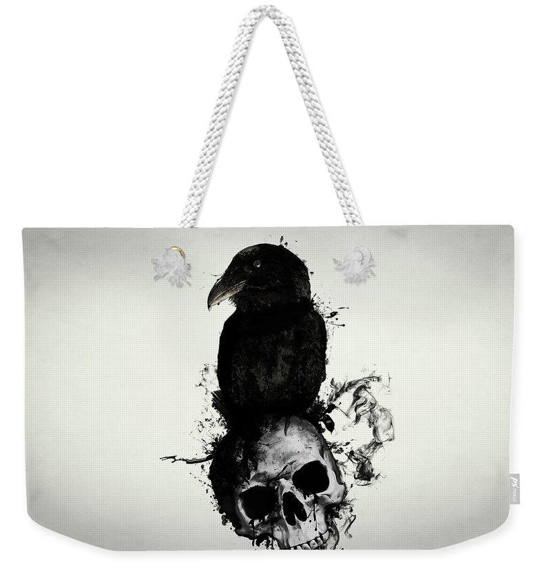 Mythology Weekender Tote Bags