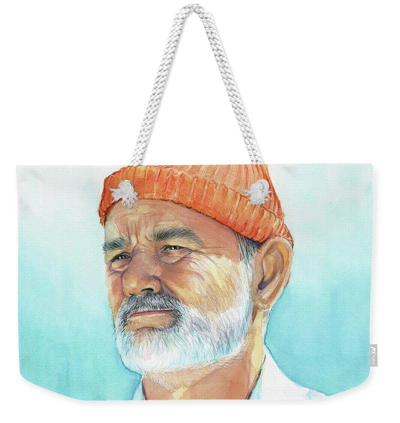 Bill Weekender Tote Bags