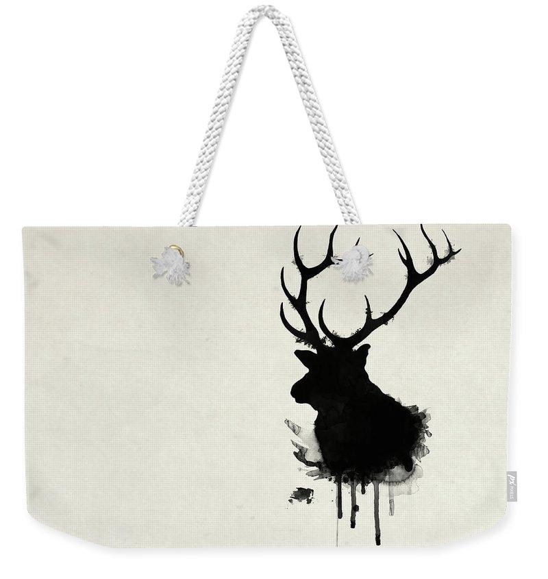 Antlers Weekender Tote Bags