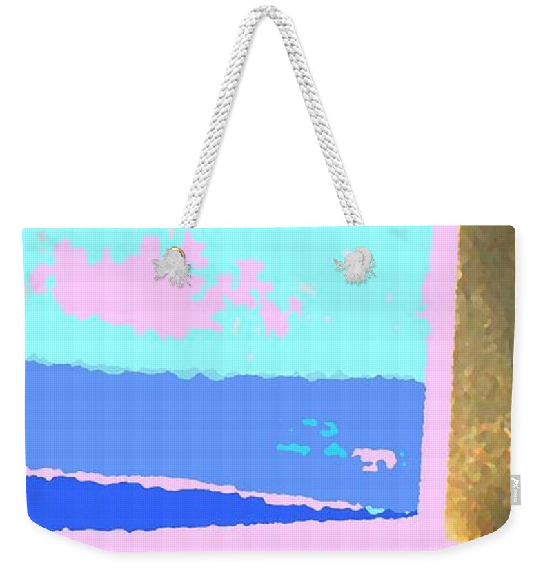 Aruba Weekender Tote Bag featuring the photograph Aruba by Ian MacDonald
