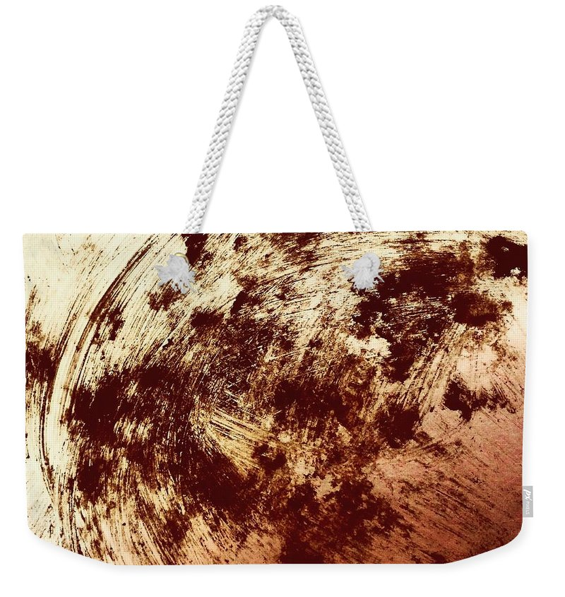 Ash Weekender Tote Bag featuring the photograph Ash by Giorgos Kantemiris